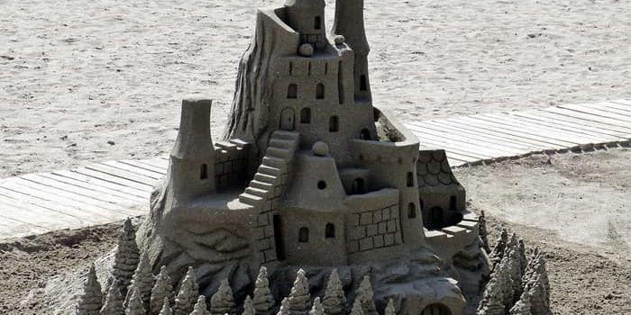 Grad iz peska