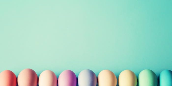 Naravna barvila za jajca